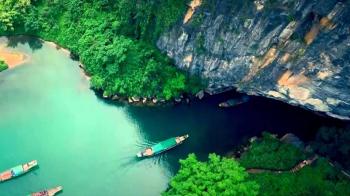 Hà Nội - Phong Nha - Nhật Lệ - Bãi Đá Nhảy - Hà Nội