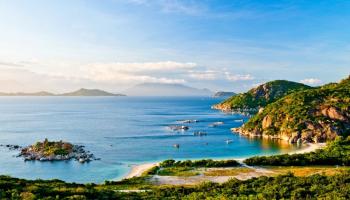 8 điểm du lịch biển tuyệt nhất mùa hè 2017