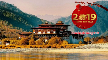 BHUTAN PARO – PUNAKHA – THIMPHU – DỰ LỄ CẦU MAY KILA GOMPA