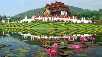 Chiang Mai - Chiangrai - Khu Tam Giác Vàng