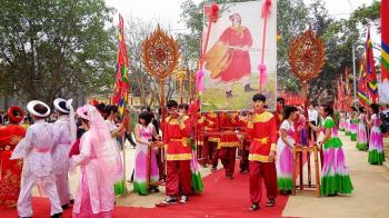 Tour lễ hội Đền Dâu - Đền Sòng - Cô Chín - ông Hoàng Mười