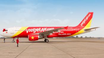 Hàng ngàn vé máy bay giá 23.000đ của Vietjet Air ăn mừng U23 Việt Nam