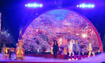 Các hoạt động hấp dẫn trong lễ hội giao lưu văn hóa Việt - Nhật