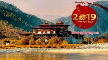 TOUR DU LỊCH BHUTAN – DỰ LỄ CẦU MAY KILA GOMPA