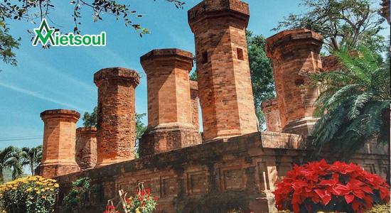 7. Tháp bà Ponagar