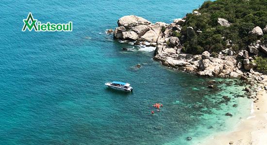 10. Đảo Bình Ba