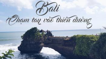 Tour Hà Nội - Thiên đường đảo Bali