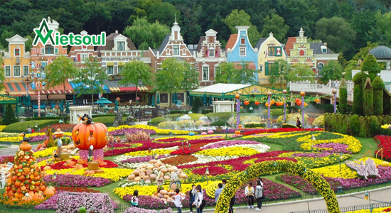 Vườn Hoa Tình Yêu ( Le Jardin D'Amour)