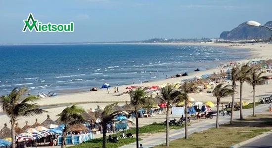 Bãi biển Mỹ Khê - top 10 bãi biển châu Á yêu thích nhất