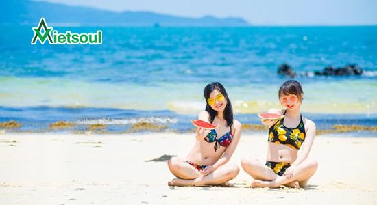 Du lịch biển Mỹ Khê - Đà Nẵng cùng Sức Sống Việt