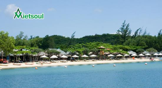 Đảo Hoa Lan ở Nha Trang