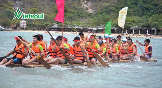tour du lịch đảo Hoa Lan Nha Trang