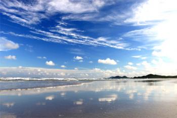Khám phá vẻ đẹp hoang sơ ở đảo Quan Lạn