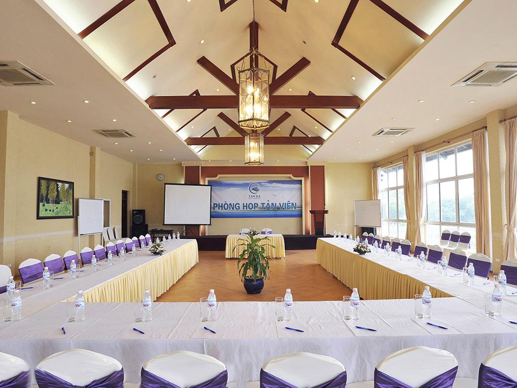 Tản Đà Spa Resort Ba Vì - địa điểm nghỉ dưỡng ngay gần Hà Nội