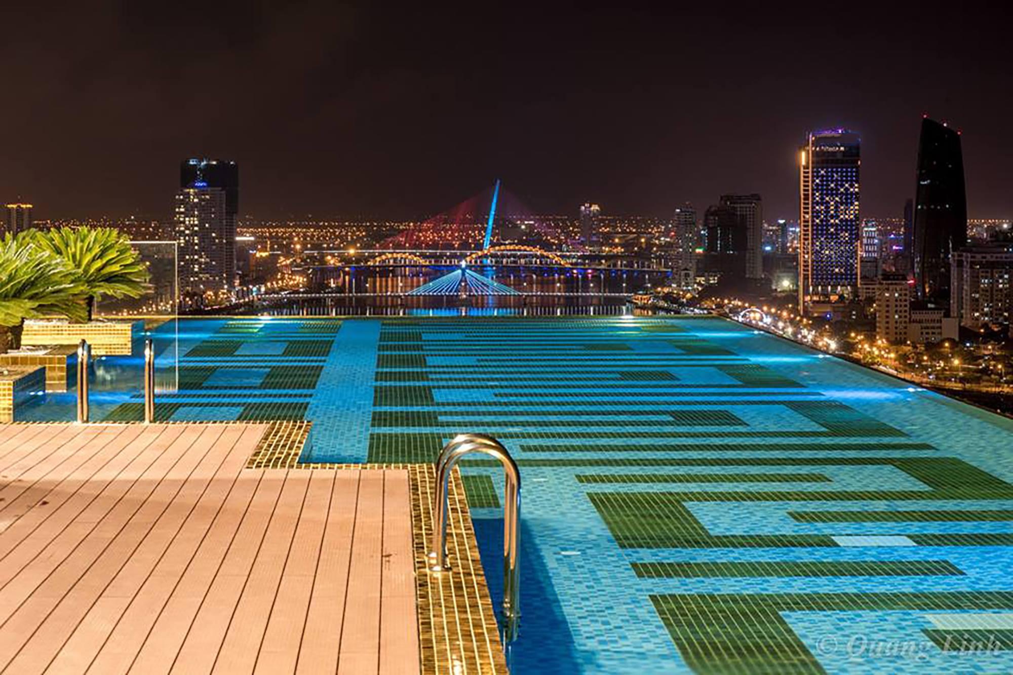 Voucher Hotel Golden bay Đà Nẵng tiêu chuẩn chủ căn hộ, view ngắm ...
