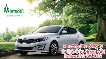 Dịch vụ cho thuê xe đi công tác tại Hà Nội